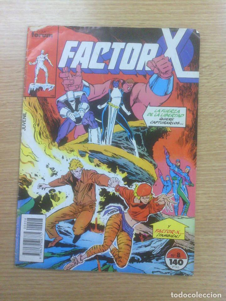 FACTOR X VOL 1 #8 (Tebeos y Comics - Forum - Factor X)