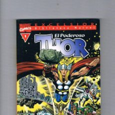 Cómics: COMIC THOR EL PODEROSO MARVEL COMICS BIBLIOTECA MARVEL FORUM. Lote 78257589