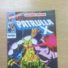 Cómics: PATRULLA X VOL 1 #6 SEGUNDA EDICION. Lote 78258905