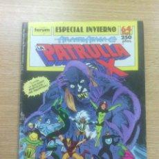 Cómics: PATRULLA X VOL 1 ESPECIAL INVIERNO 1989. Lote 78267613