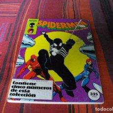 Cómics: ALBUM DE SPIDERMAM CONTIENE 5 NUMEROS DEL 91 AL 95 FORUM EL DE LAS FOTOS VER TODOS MIS COMICS. Lote 78400729