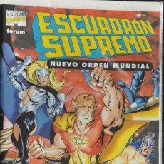 Cómics: ESCUADRON SUPREMO ESPECIAL 1999. Lote 78410973
