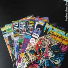 Cómics: COMICS-MARVEL MORBIUS EL VAMPIRO VIVIENTE-VS.SPIDER-MAN. Lote 78433523
