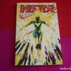 Cómics: EL REGRESO DE FENIX EXCALIBUR ( ALAN DAVIS MARK FARMER ) ¡MUY BUEN ESTADO! MARVEL FORUM 1994. Lote 78489333