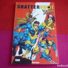 Cómics: SHATTERSHOT X MEN EXTRA PRIMAVERA (NICIEZA JIM LEE CAPULLO QUESADA ) ¡BUEN ESTADO! MARVEL FORUM 1993. Lote 78514897