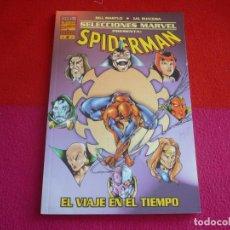 Cómics: SPIDERMAN EL VIAJE EN EL TIEMPO ( MANTLO SAL BUSCEMA ) ¡MUY BUEN ESTADO! SELECCIONES MARVEL FORUM. Lote 78516461