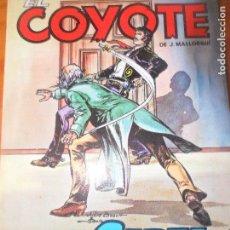 Cómics: EL COYOTE Nº 21 - COMICS FORUM -. Lote 78860077