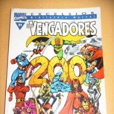Comics : LOS VENGADORES Nº 31, BIBLIOTECA MARVEL, EXCELSIOR, ED. FORUM, AÑO 2001. Lote 79014193