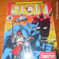 Cómics: SCOUT Nº 1 - ECLIPSE COMICS - FORUM . Lote 79026737