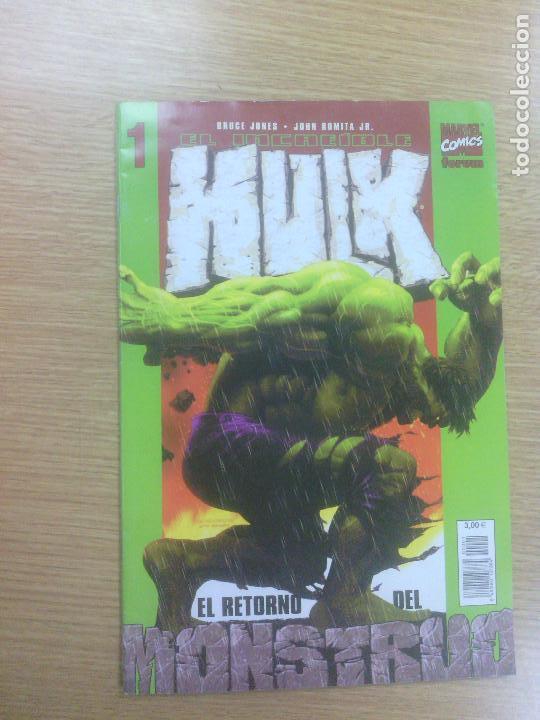 INCREIBLE HULK VOL 2 (HULK VOL 5) #1 (Tebeos y Comics - Forum - Hulk)