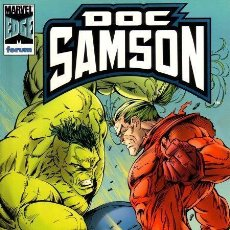 Cómics: DOC SAMSON DOBLE CUERPO (MARVEL EDGE) PERFECTO ESTADO. Lote 79122437