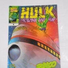 Cómics: HULK. Nº 4. PANICO EN EL CIELO. MARVEL COMICS FORUM. TDKC21. Lote 79234789