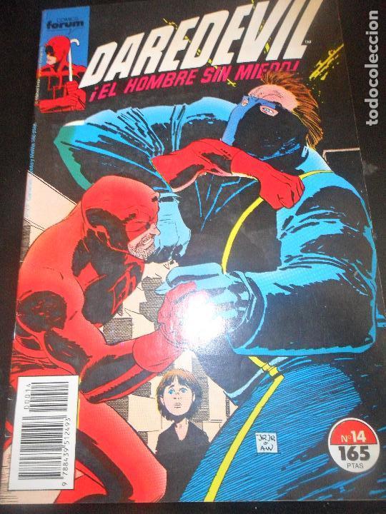 DAREDEVIL V.2 VOLUMEN 2 - Nº 14 - FORUM (Tebeos y Comics - Forum - Daredevil)