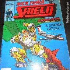 Cómics: NICK FURIA AGENTE DE SHIELD Nº 8 - FORUM - . Lote 79298805