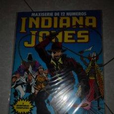 Cómics: INDIANA JONES-NUMERO 1-GUION Y DIBUJO DE JOHN BYRNE-FORUM. Lote 79452226