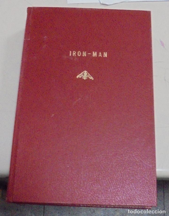 IRON - MAN, WAR MACHINE Y FORCE WORKS. VARIOS NUMEROS ENCUADERNADOS. 1993, 1994, 1995. LEER (Tebeos y Comics - Forum - Otros Forum)