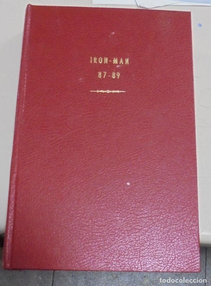 IRON - MAN, WHAT IF...?. VARIOS NUMEROS ENCUADERNADOS. 1987, 1988, 1989. LEER (Tebeos y Comics - Forum - Otros Forum)