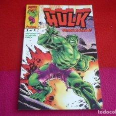 Cómics: HULK DESENCADENADO Nº 1 ( GREENBERG LEONARDI ) ¡MUY BUEN ESTADO! MARVEL FORUM. Lote 79767709