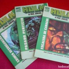 Cómics: HULK DE PAUL JENKINS 1 AL 3 ( KYLE HOTZ ROMITA JR ) ¡COMPLETA! ¡MUY BUEN ESTADO! MARVEL FORUM. Lote 79768189