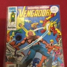 Comics : FORUM LOS VENGADORES SEGUNDA EDICION NUMERO 10 MUY BUEN ESTADO. Lote 79792101