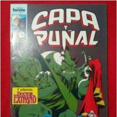 Cómics: CÓMICS CAPA Y PUÑAL DOCTOR EXTRAÑO N° 15. Lote 79819343