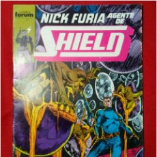 Cómics: CÓMICS NICK FURIA AGENTE DE SHIELD N° 5. Lote 79830889