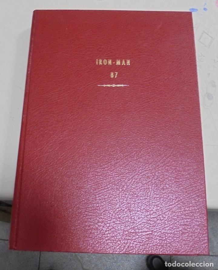IRON MAN, CAPTAIN MARVEL, ESTELA PLATEADA. VARIOS NUMEROS ENCUADERNADOS. AÑOS 70 Y 80. LEER (Tebeos y Comics - Forum - Otros Forum)