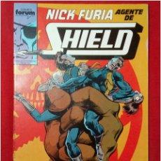 Cómics: CÓMICS NICK FURIA AGENTE DE SHIELD N°3. Lote 79863778