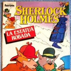 Cómics: SHERLOCK HOLMES - COMIC FORUM, NÚM. 6 EN 1986.. Lote 244433235