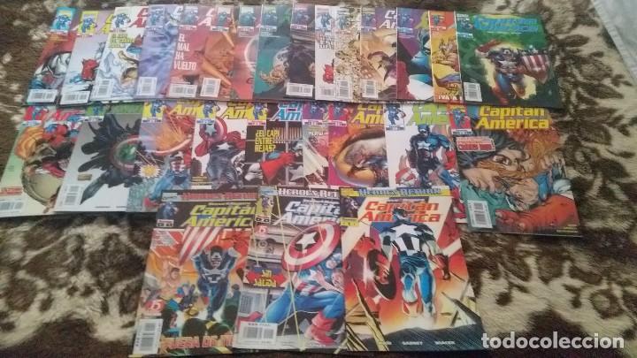 CAPITAN AMERICA VOL.4 (OBRA COMPLETA 27 NÚMEROS) - FORUM (Tebeos y Comics - Forum - Capitán América)