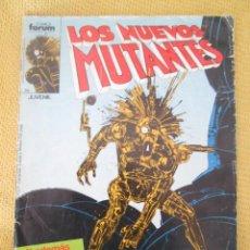Cómics: LOS NUEVOS MUTANTES NUMERO 22 ED. FORUM. Lote 79930765