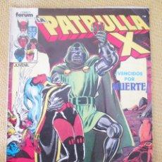 Cómics: LA PATRULLA X - Nº 7 - SEGUNDA EDICION - FORUM -. Lote 79931369