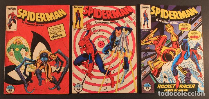 Cómics: 17 núms. de SPIDERMAN Forum 4, 5, 13, 18, 50, 52, 53, 54, 55, 56, 57, 66, 69, 70, 78, 85 y 193 - Foto 2 - 79995345