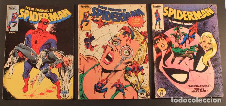 Cómics: 17 núms. de SPIDERMAN Forum 4, 5, 13, 18, 50, 52, 53, 54, 55, 56, 57, 66, 69, 70, 78, 85 y 193 - Foto 4 - 79995345