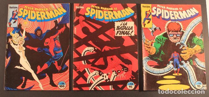 Cómics: 17 núms. de SPIDERMAN Forum 4, 5, 13, 18, 50, 52, 53, 54, 55, 56, 57, 66, 69, 70, 78, 85 y 193 - Foto 6 - 79995345