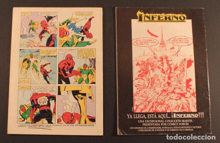 Cómics: 17 núms. de SPIDERMAN Forum 4, 5, 13, 18, 50, 52, 53, 54, 55, 56, 57, 66, 69, 70, 78, 85 y 193 - Foto 13 - 79995345