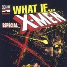 Cómics: WHAT IF ESPECIAL X-MEN 1998 - FORUM - COMO NUEVO - OFI15T. Lote 80003489