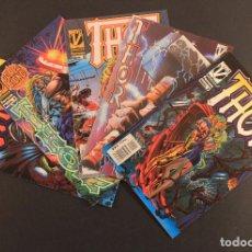 Cómics: COMICS FORUM - LOTE DE CINCO NÚMEROS DE THOR VOL. 2 - NÚMEROS 3, 4, 5, 6 Y 7 - TODOS IMPECABLES. Lote 80117397