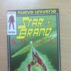 Cómics: STAR BRAND #2 (NUEVO UNIVERSO MARVEL). Lote 80178041