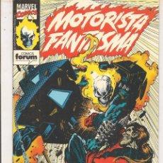 Cómics: MOTORISTA FANTASMA. Nº 26. FORUM. (MA)C/11. Lote 80198429