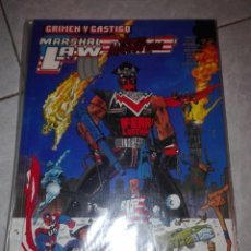 Cómics: MARSHAL LAW CRIMEN Y CASTIGO-PRESTIGIO FORUM. Lote 80336965