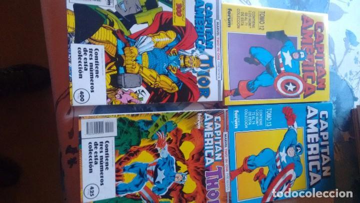 CAPITAN AMERICA RETAPADOS DEL 1 AL 76 COMPLETA COMPLETO DIFICILISIMA DE CONSEGUIR ASI MAS ESPECIAL (Tebeos y Comics - Forum - Capitán América)