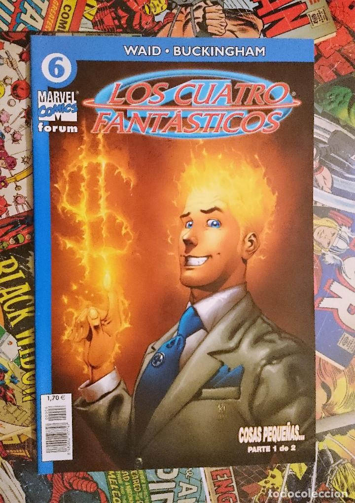 LOS 4 FANTASTICOS VOL. 5 # 6 (FORUM) - 2004 (Tebeos y Comics - Forum - 4 Fantásticos)