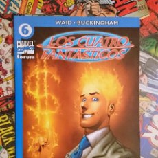 Cómics: LOS 4 FANTASTICOS VOL. 5 # 6 (FORUM) - 2004. Lote 80440813