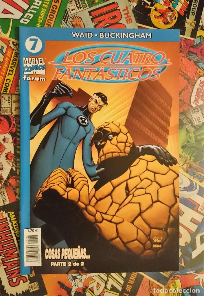 LOS 4 FANTASTICOS VOL. 5 # 7 (FORUM) - 2004 (Tebeos y Comics - Forum - 4 Fantásticos)