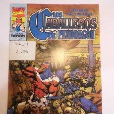 Fumetti: LOS CABALLEROS DE PENDRAGON NUM 6 - PLANETA AGOSTINI - 1992. Lote 80452683