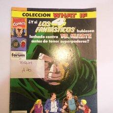 Fumetti: WHAT IF NUM 27 - PLANETA DE AGOSTINI - 1991. Lote 80452978