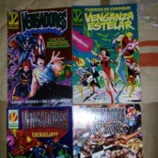 Cómics: LOS VENGADORES 4 COMICS, 3 GRAPA Y UN TOMO. Lote 80497270