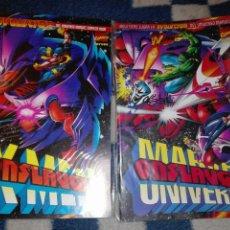Cómics: X-MEN ONSLAUGHT Y ONSLAUGHT MARVEL UNIVERSE-FORUM. Lote 80533947