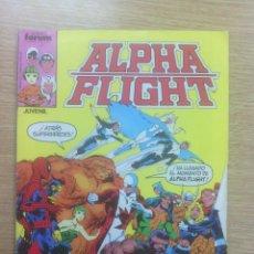 Cómics: ALPHA FLIGHT VOL 1 #1. Lote 80630366